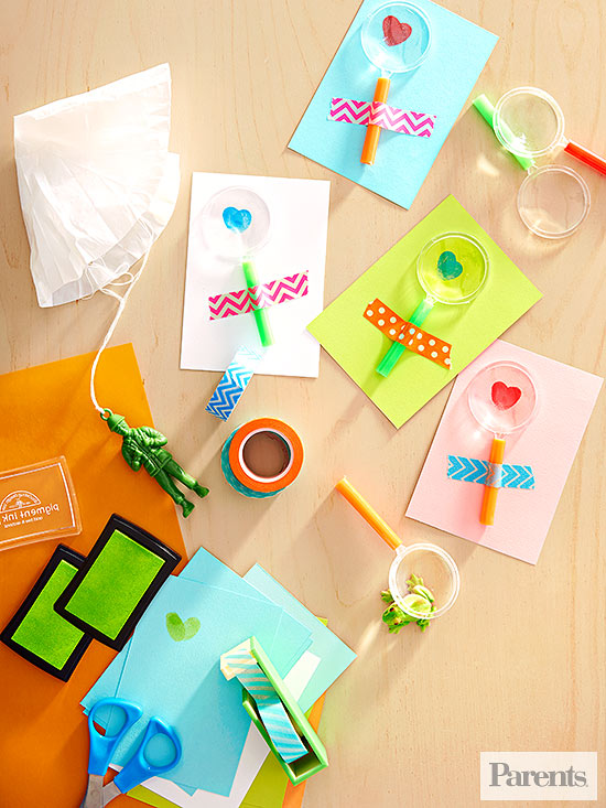 Magnifying Glass card