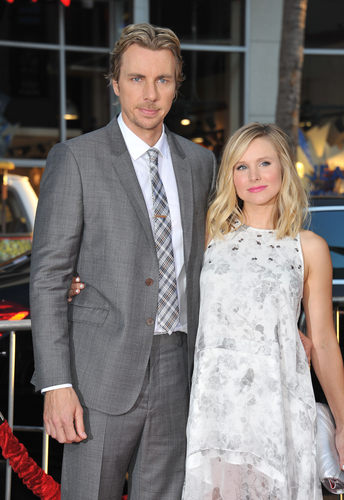 It's a Second Girl for Kristen Bell and Dax Shepard!