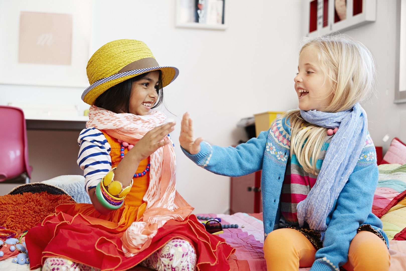 Help Your Child Build Friendships