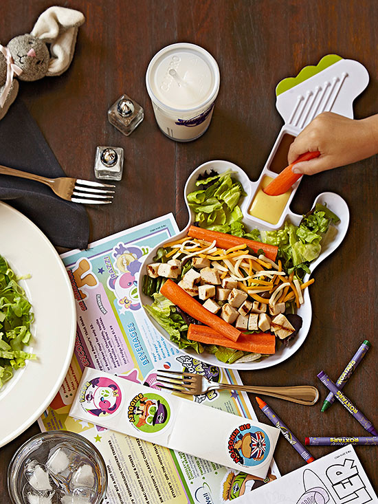 20 Best Kids-Menu Dishes