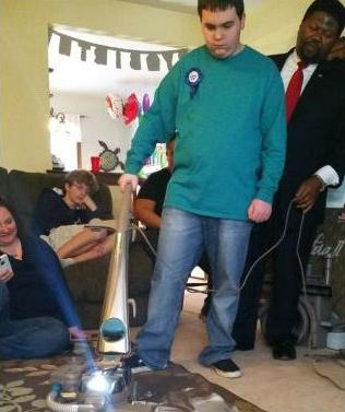Teen With Autism Gets the BEST Birthday Surprise Ever