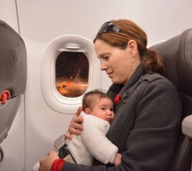 Flying With a Baby: Why All the Hate?