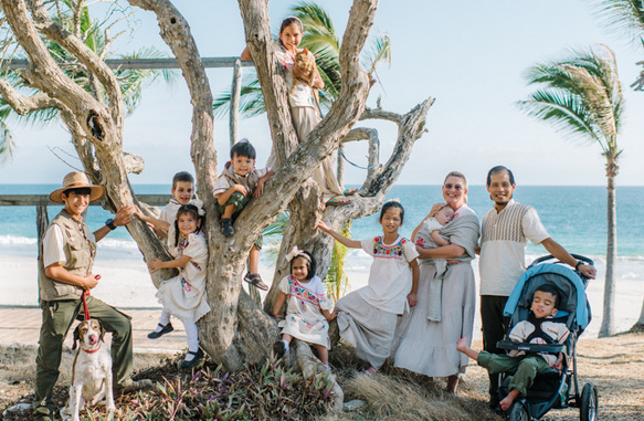 Wow! How One Mom Travels with 9 Kids (5 Who Have Special Needs)