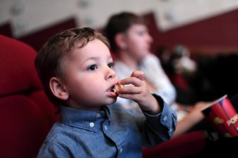 Should Toddlers Be Allowed To See R-Rated Films?