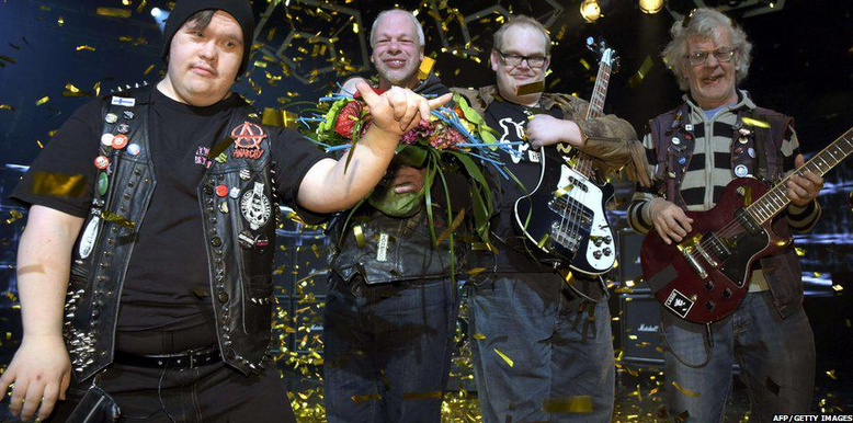 These Inspiring Band Members Have Down Syndrome and Autism