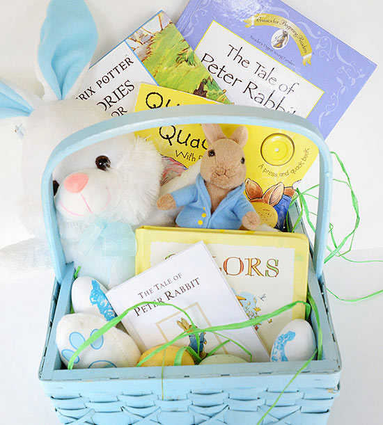 10 No-Candy Easter Baskets for Kids