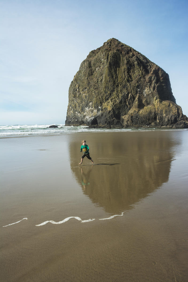Explore Surf and Turf! Cannon Beach, OR