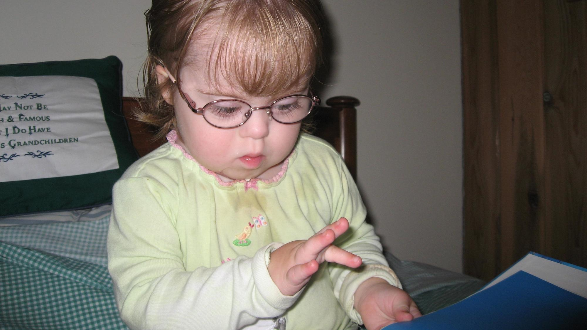 Yes, Reading IS Possible for Kids With Down Syndrome