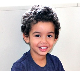 My Child Has Curly Hair—And It's Beautiful