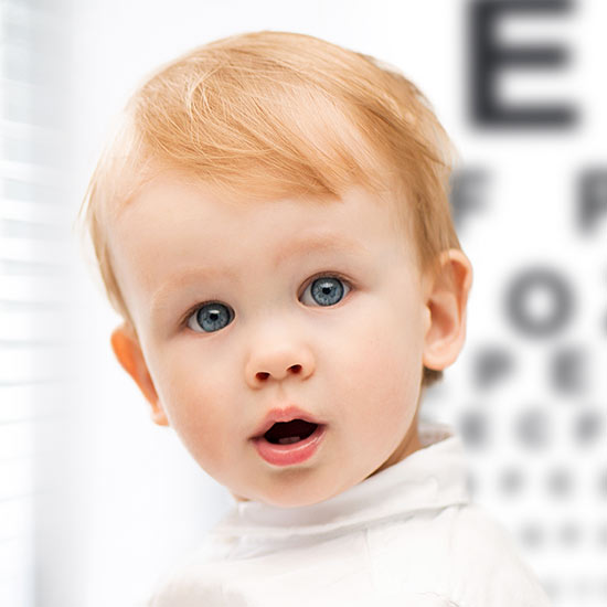 Eye Exams for Babies