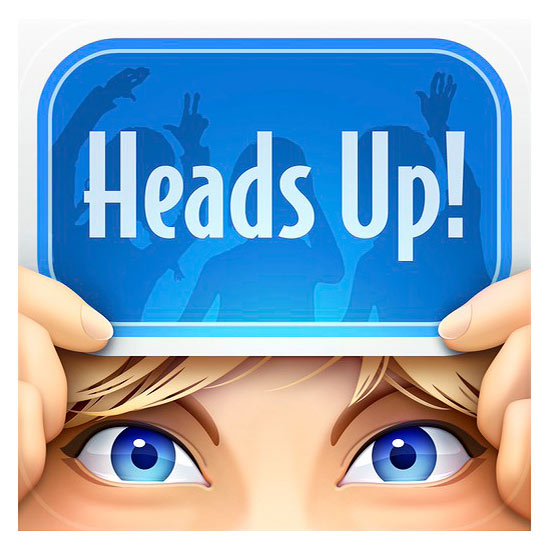 Heads Up! Game logo