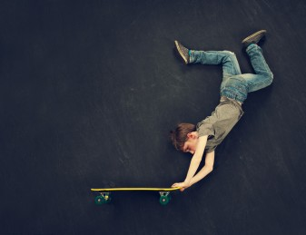 Yikes! More Kids Are Doing Extreme Sports