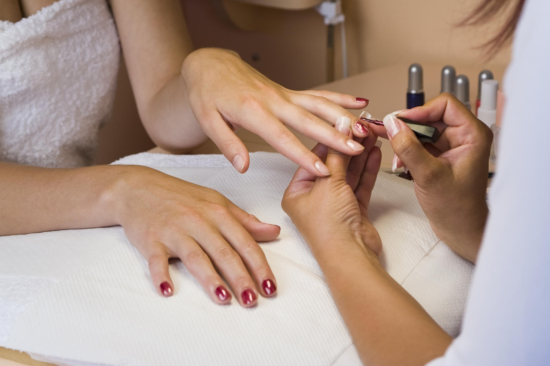 Why You Should Think Twice Before Your Next Manicure
