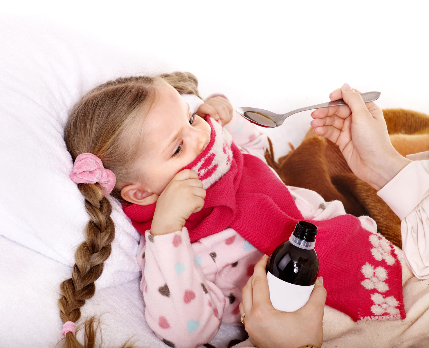 Health Update: How to Soothe Kids' Colds Without Meds