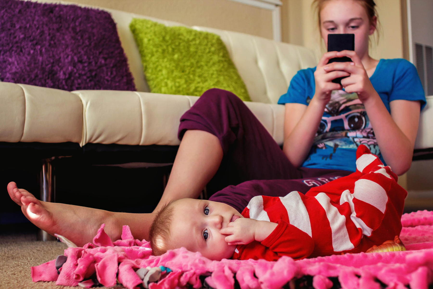Babysitter Blues: How to Fix Bad Sitter Behavior