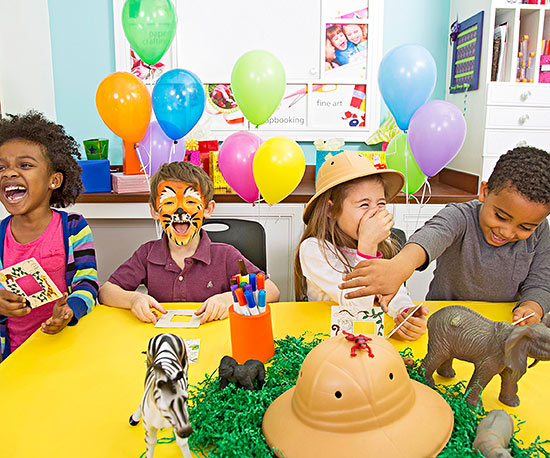 How to Throw the Perfect Kids' Birthday Party | Parents