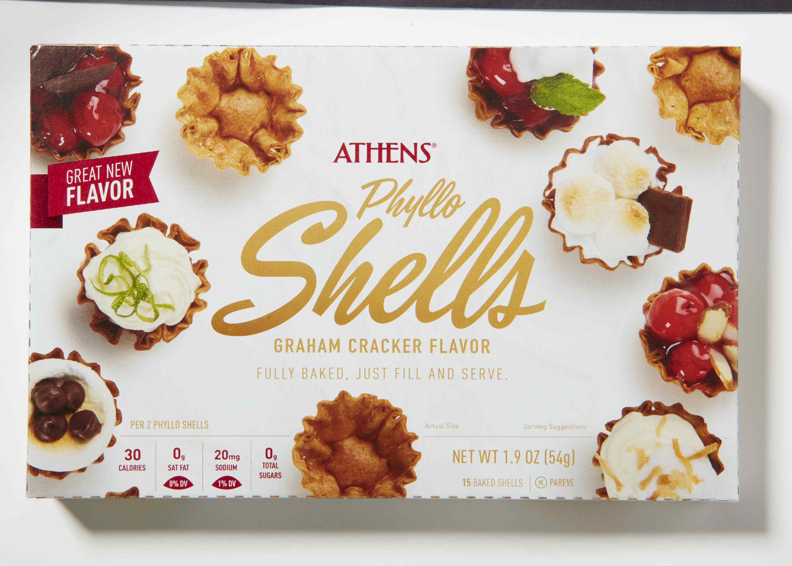 Athens Phyllo Shell