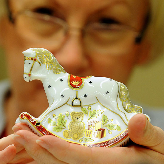 Royal Horse to Commemorate the Royal Baby