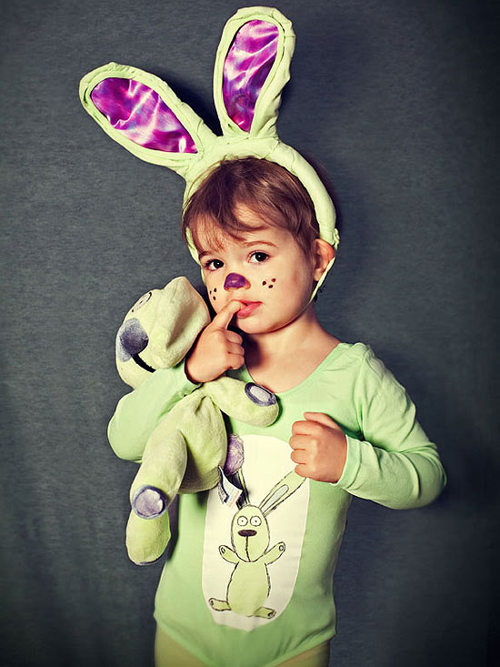 Funny Bunny Costume