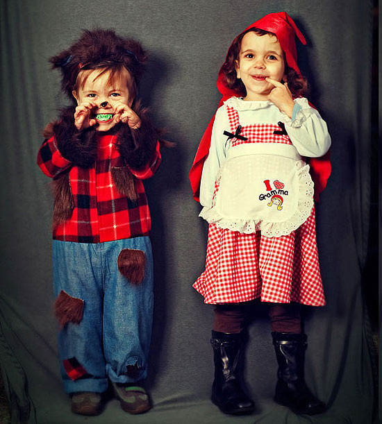 Little Red Riding Hood and the Big Bad Wolf Costumes-1346272929308.xml
