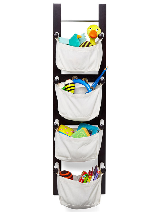 Toy Storage: Hang Up