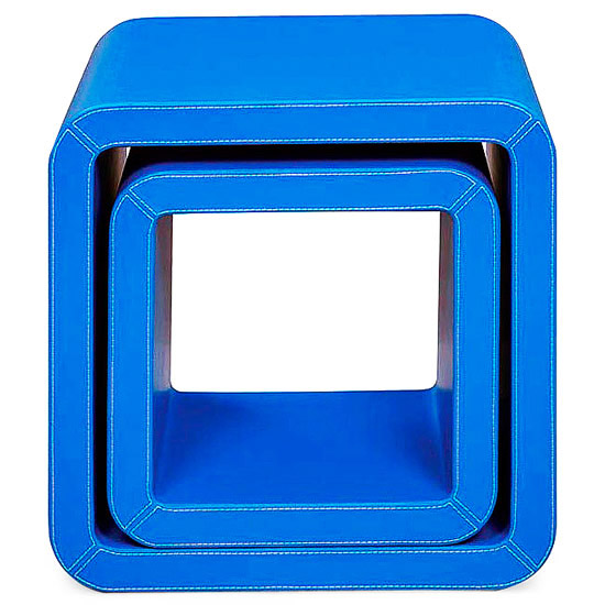Furniture FX Kids Round Cube Tables from beemod