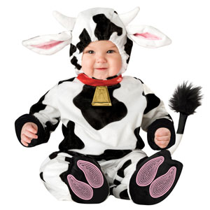 Mini Moo Costume