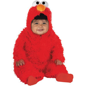 Elmo Plush Costume