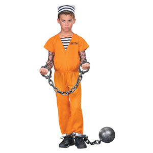 Jail Breaker Costume