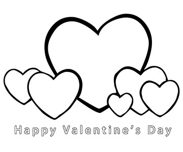 Valentine\'s Day Coloring Pages | Parents