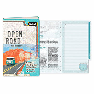 Travel guide and journal