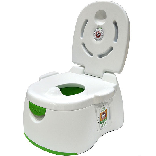 Arm & Hammer Sit Down Potty with Wipes