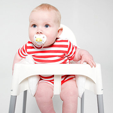 Are You Spoiling Your Baby?