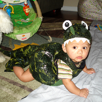 dragon Halloween costume
