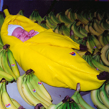 banana Halloween costume