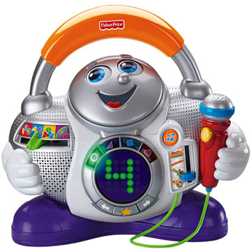 Fisher-Price Learning DJ