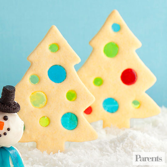 Candy Tree Cut-Outs