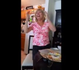 Mother in law pregnancy surprise