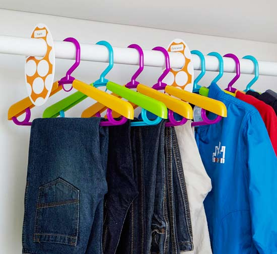 Expand Hangers