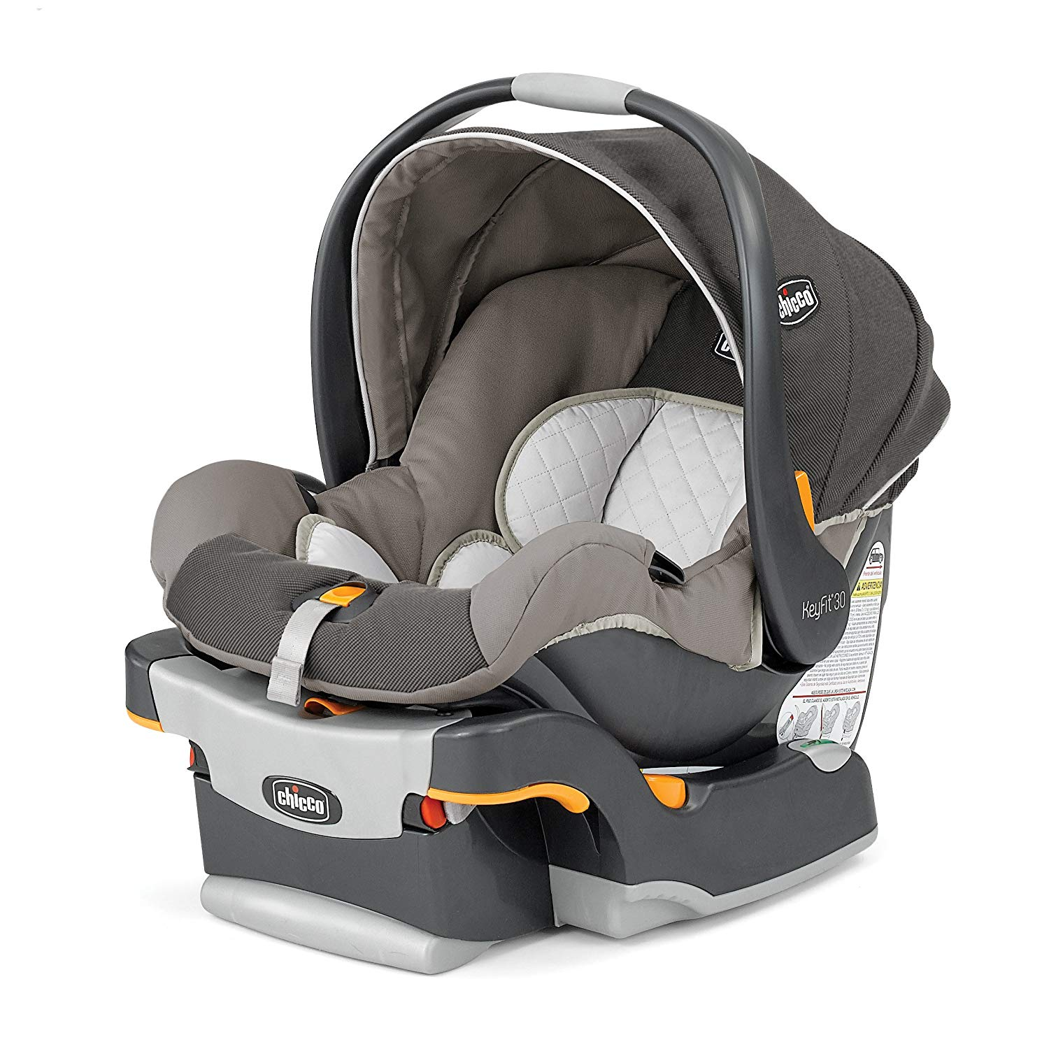 Best Car Seat: Chicco Key-30 Infant Car Seat