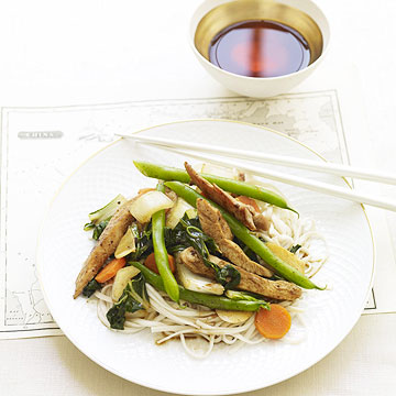 Beijing Chicken Stir-Fry