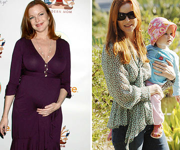 Celebrity Secrets to Losing Baby Weight | Parents