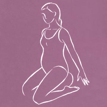 Firm Pose Sitting Position
