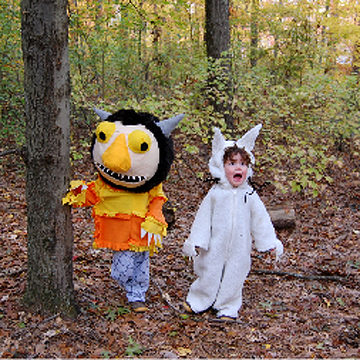 Wild Things Halloween costume