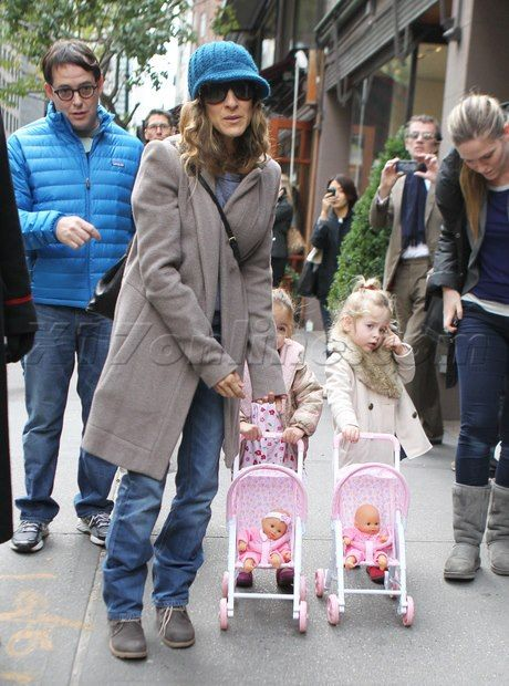 SJP Corolle Small Strollers and Bebe Calins.jpg