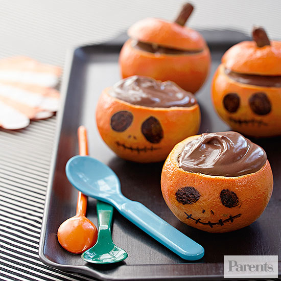 Healthy Halloween Recipes for a Trick-or-Treating Pre-Party