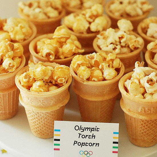 olympic snack