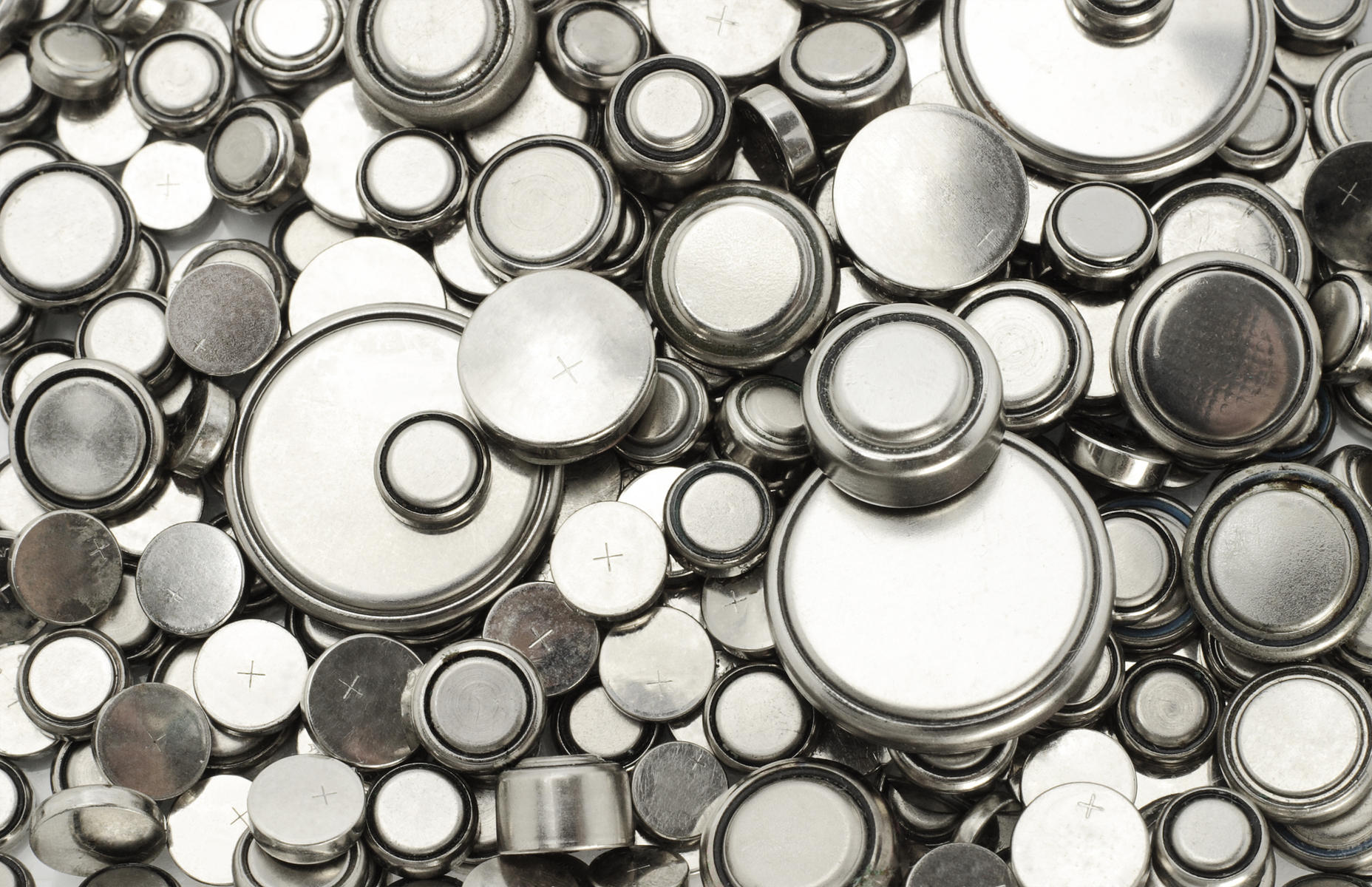Assorted Button Batteries