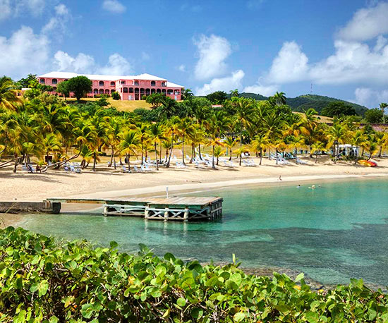 The Buccaneer St. Croix in the U.S. Virgin Islands
