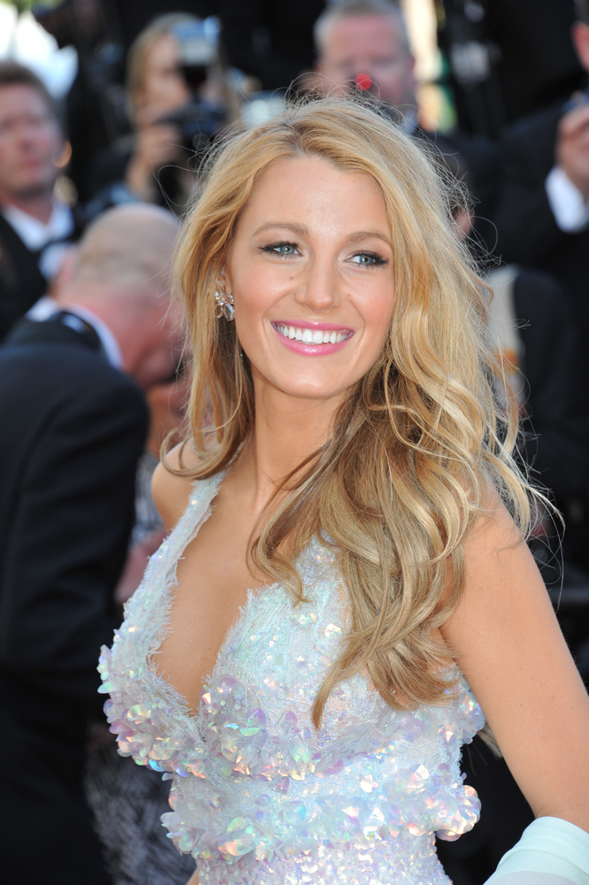 Blake Lively at event 2014